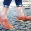 รองเท้าคัทชู สไตล์สุภาพ หนังนิ่ม (สีส้ม ) thumbnail 5