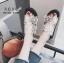 รองเท้าแตะผู้หญิงสีขาว แบบสวม สไตล์ Roger vivier (สีขาว ) thumbnail 3