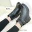 รองเท้าบูทผู้หญิง ใส่เที่ยวหน้าหนาว (สีดำ ) thumbnail 2