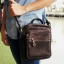 กระเป๋าสะพายรุ่น Percy สีแทน (No.083) thumbnail 6