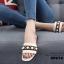 รองเท้าแตะลำลองสีครีม สไตล์แบรนด์ GUCCI (สีครีม ) thumbnail 2