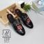 รองเท้าส้นแบนเปิดส้นสีดำ style แบรนด์ Gucci (สีดำ ) thumbnail 6
