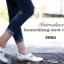 รองเท้าคัทชู สไตล์สุภาพ หนังนิ่ม (สีขาว ) thumbnail 2
