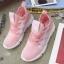 รองเท้าผ้าใบแฟชั่นสีชมพู ผ้าตาข่าย ดีไซน์สวย (สีชมพู ) thumbnail 7