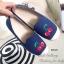 รองเท้าผ้าใบผู้หญิง ขอบเชือกปอ สไตล์โบฮีเมี่ยน (สีกรม ) thumbnail 7