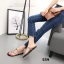 รองเท้าแตะแฟชั่นสีดำ แบบคีบ สไตล์แบรนด์ ZARA (สีดำ ) thumbnail 2