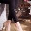 รองเท้าคัทชูส้นสูง ทรงหัวแหลม (สีแอปปริคอท )