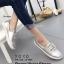 รองเท้าผ้าใบผู้หญิงสีเงิน สไตล์ แบรนด์ Roger Vivier (สีเงิน ) thumbnail 2