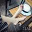 รองเท้าส้นแก้วรัดข้อ ดีไซด์โค้งเว้าสวยงาม (สีเงิน ) thumbnail 7
