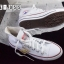 รองเท้าผ้าใบหุ้มข้อสีขาว Converse all star (สีขาว ) thumbnail 3