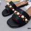 รองเท้าแตะลำลองสีดำ สไตล์แบรนด์ GUCCI (สีดำ ) thumbnail 3