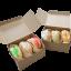 กล่องขนมปัง 20 ชิ้น/แพ็ค thumbnail 1