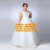 ชุดแต่งงานคนอ้วน แขนสั้นผ้าลูกไม้ WL-2017-013 Pre-Order (เกรด Premium)