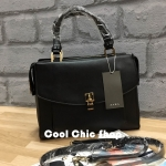 กระเป๋าแฟชั่น แบรนด์ ZARA City Bag With Padlock