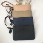 กระเป๋าแฟชั่น แบรนด์ Keep รุ่น whistles bag มี 7 สี ดำ กรม ครีม น้ำตาล ม่วง ชมพู แดง