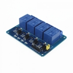 5V 4-Channel Relay Module Shield for Arduino ARM PIC AVR / ACTIVE LOW