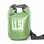 กระเป๋ากันน้ำ Dry Pack 1.5L - สีเขียวทหาร
