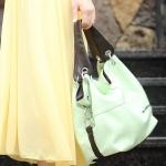 ขายส่ง กระเป๋าสะพายไหล่ มีสายสะพายข้าง แฟชั่นยุโปรอเมริกา Fashion bag รหัส NA-625สีเขียว