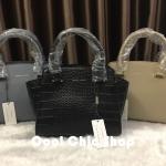 กระเป๋าแฟชั่น แบรนด์ CHARLES & KEITH CITY BAG มี 3 สี ดำ ,เบจ, เทา