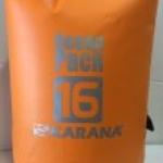 กระเป๋ากันน้ำ Ocean Pack 16L-สีส้ม