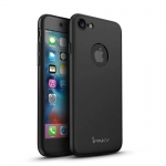 iPaky case 360 degree case iPhone 7 Plus-Black