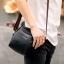 พร้อมส่ง กระเป๋าผู้ชายสะพายข้างใบเล็ก แฟชั่นเกาหลี รหัส Man-9839 สีดำ thumbnail 2