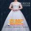 ชุดแต่งงานคนอ้วน กระโปรงสุ่มลายปัก WL-2017-P012 Pre-Order (เกรด Premium) thumbnail 1