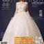 ชุดแต่งงานราคาถูก กระโปรงเภาวัลย์ดอกไม้ ws-2017-047 pre-order thumbnail 1
