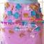 ชุดพรีเวดดิ้ง รัดรูปประดับดอกไม้-ชุดสีม่วง APD-2017-028 (Pre-Order) เกรด Premium thumbnail 7