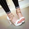 Preorder รองเท้าแฟชั่น สไตล์เกาหลี 33-43 รหัส N5-7374