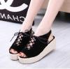 Preorder รองเท้าแฟชั่น สไตล์เกาหลี 34-39 รหัส A8-6703