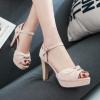 Preorder รองเท้าแฟชั่น สไตล์ เกาหลี 33-43 รหัส 9DA-2593