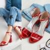 Preorder รองเท้าแฟชั่น สไตล์เกาหลี 32-43 รหัส 9DA-6747