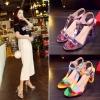 Preorder รองเท้าแฟชั่น สไตล์เกาหลี 31-43 รหัส 9DA-4351