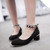 Preorder รองเท้าแฟชั่น สไตล์ เกาหลี 33-43 รหัส 9DA-5595