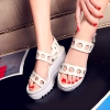 Preorder รองเท้าแฟชั่น สไตล์เกาหลี 34-40 รหัส M-3203