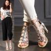 Preorder รองเท้าแฟชั่น สไตล์เกาหลี 33-45 รหัส 9DA-6655