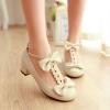 Preorder รองเท้าแฟชั่น สไตล์เกาหลี 32-43 รหัส 9DA-7320