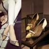 Preorder รองเท้าแฟชั่น สไตล์เกาหลี 33-43 รหัส 9DA-6616