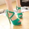 Preorder รองเท้าแฟชั่น สไตล์เกาหลี 32-42 รหัส 9DA-9068