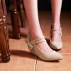 Preorder รองเท้าแฟชั่น สไตล์เกาหลี 34-43 รหัส 9DA-4064