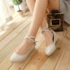 Preorder รองเท้าแฟชั่น สไตล์เกาหลี 34-43 รหัส 9DA-1061