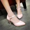พร้อมส่ง รองเท้าแฟชั่น ไซส์ 42 สี Pink รหัส PP-N5-8524