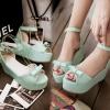 Preorder รองเท้าแฟชั่น สไตล์ เกาหลี 34-43 รหัส 55-5025