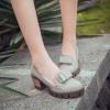Preorder รองเท้าแฟชั่น สไตล์ เกาหลี 34-43 รหัส 9DA-7215