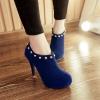 Preorder รองเท้าแฟชั่น รองเท้าบูท Boot 32-43 รหัส 9DA-8094