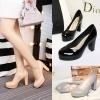 Preorder รองเท้าแฟชั่น สไตล์ เกาหลี 32-43 รหัส 9DA-1487