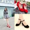 Preorder รองเท้าแฟชั่น สไตล์เกาหลี 31-44 รหัส 9DA-3948