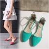 Preorder รองเท้าแฟชั่น สไตล์เกาหลี 34-46 รหัส 9DA-0881