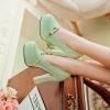 Preorder รองเท้าแฟชั่น สไตล์เกาหลี 34-43 รหัส 9DA-0052